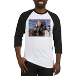 Doctor on Horseback Baseball Jersey