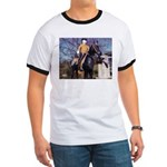 Doctor on Horseback Ringer T
