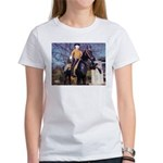 Doctor on Horseback Women's T-Shirt