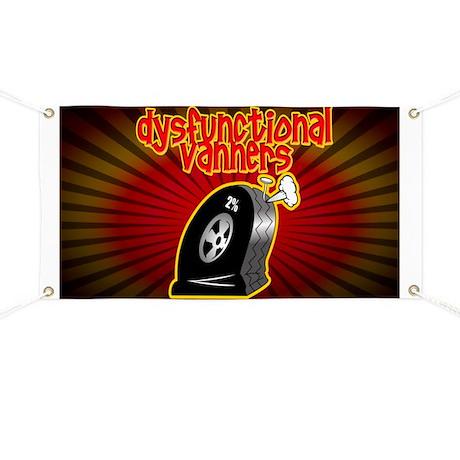 Dysfunctional Banner