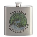 Envision Whirled Peas Flask