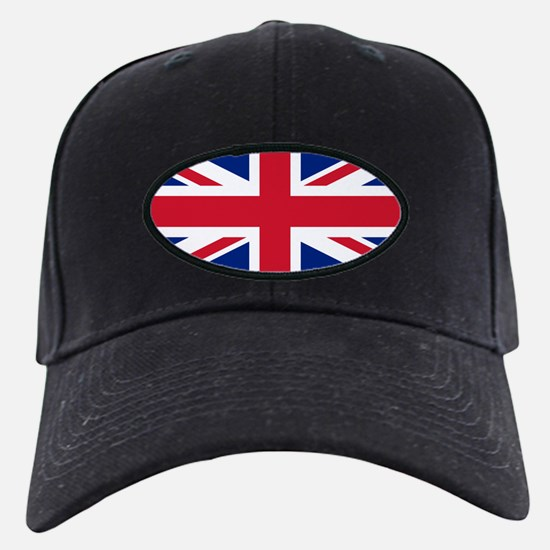 Union Jack Baseball Hat