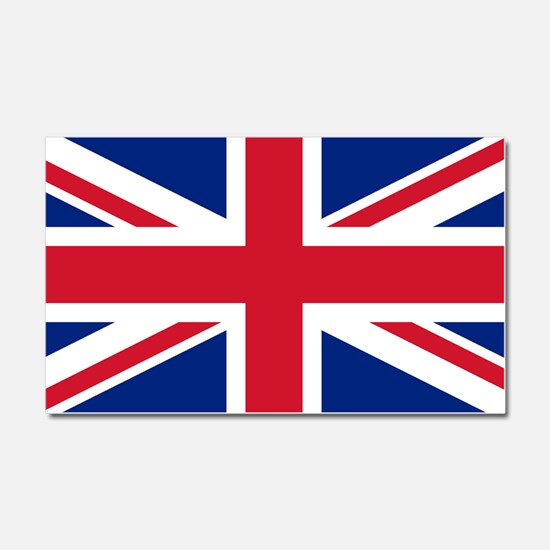 Union Jack Car Magnet 20 x 12