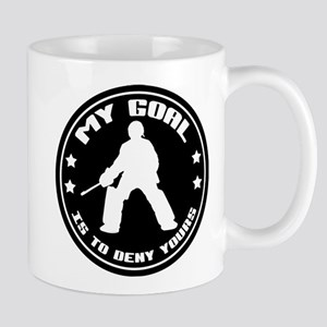My Goal, Field Hockey Goalie Mug