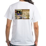 White T-Shirt for Interactive Parables
