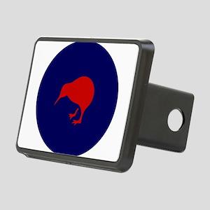 RNZAF low visibility roundel Rectangular Hitch Cov
