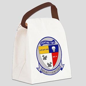 vf2logo Canvas Lunch Bag