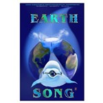 Earth Song Large Poster