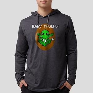 babythulhunew4blk Mens Hooded Shirt