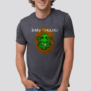 babythulhunew4blk Mens Tri-blend T-Shirt