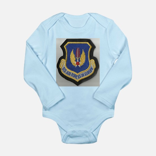 United Air Forces in Europe Long Sleeve Infant Bod