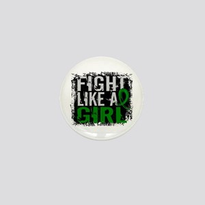 Licensed Fight Like a Girl 31.8 Kidney Mini Button