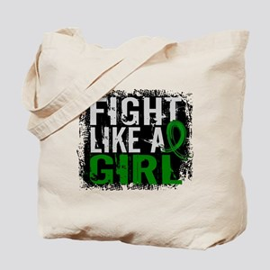 Licensed Fight Like a Girl 31.8 Kidney Di Tote Bag