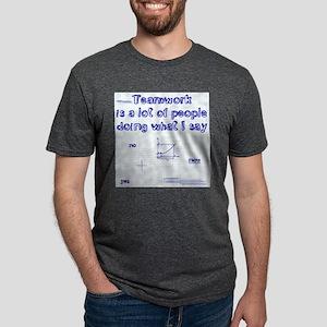 teamworktechnical Mens Tri-blend T-Shirt