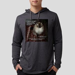 November_MJ_vert Mens Hooded Shirt