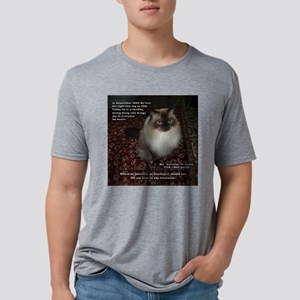November_MJ_vert Mens Tri-blend T-Shirt