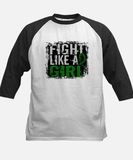 Licensed Fight Like a Girl 31 Kids Baseball Jersey