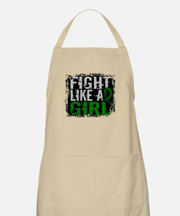 Licensed Fight Like a Girl 31.8 Liver Cancer Apron
