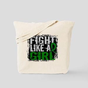 Licensed Fight Like a Girl 31.8 Cerebral Tote Bag