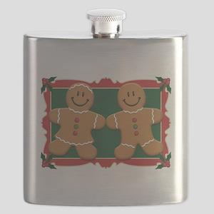 gingerbread_couple2 Flask