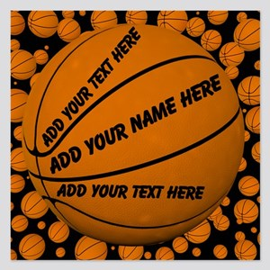 basketball invitations and announcements cafepress