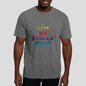 ilove nubians Mens Comfort Colors Shirt