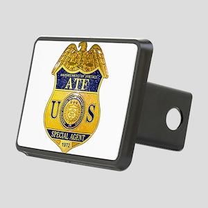 ATF badge Rectangular Hitch Cover