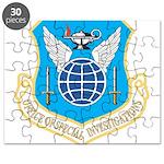 AFOSI logo Puzzle