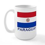 Flag of Paraguay Large Mug
