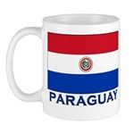 Flag of Paraguay Mug