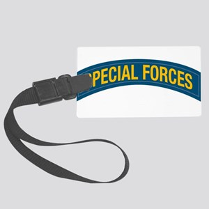 USSF patch Large Luggage Tag