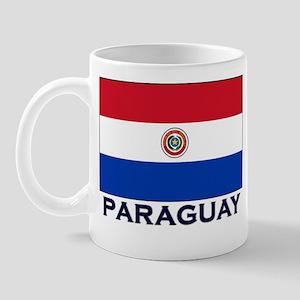 Paraguay Flag Stuff Mug