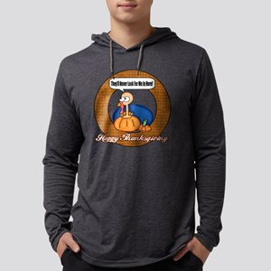 thanksgiving t-shirts Mens Hooded Shirt