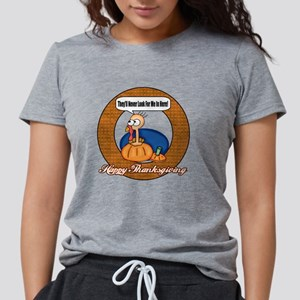 thanksgiving t-shirts Womens Tri-blend T-Shirt