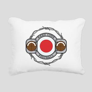 Japan Football Rectangular Canvas Pillow