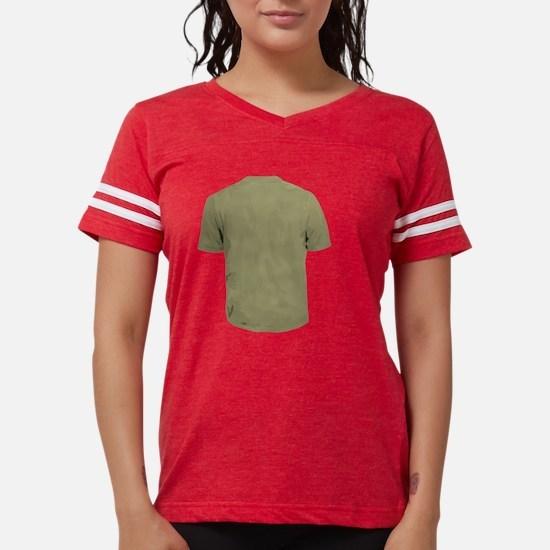 You should put a t-shirt on  Womens Football Shirt