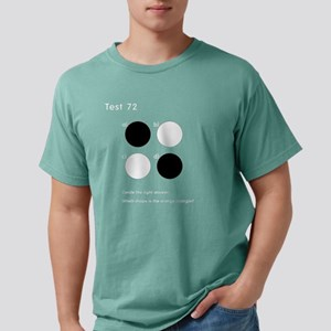 Test 72 Mens Comfort Colors Shirt