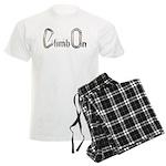 Climb On carabiners Men's Light Pajamas
