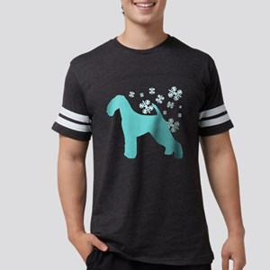 at-snowflake Mens Football Shirt