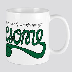 Watch Me Get Awesome Mug