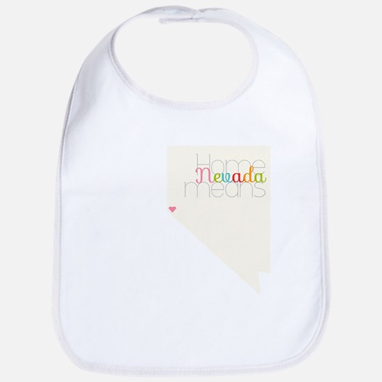 Home Means Nevada Bib