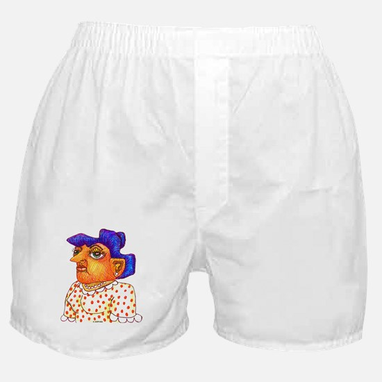 My Mom Betty Boxer Shorts