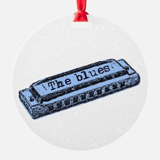 blues Ornament