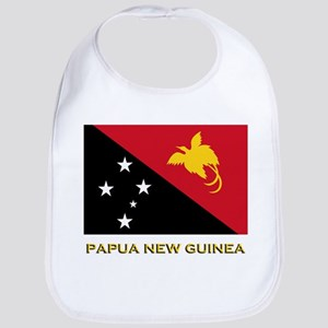 Papua New Guinea Flag Gear Bib