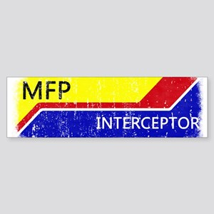 MFP Interceptor Sticker (Bumper)