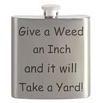 WeedYard Flask
