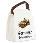 GardenerX2T.png Canvas Lunch Bag
