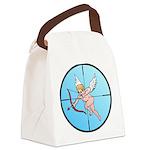 TargetCupidB Canvas Lunch Bag