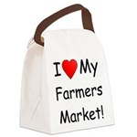FarmMarketBmpr.png Canvas Lunch Bag