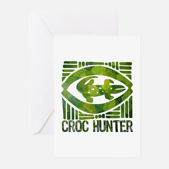 Crikey - A Tribute to Steve Irwin Greeting Cards (